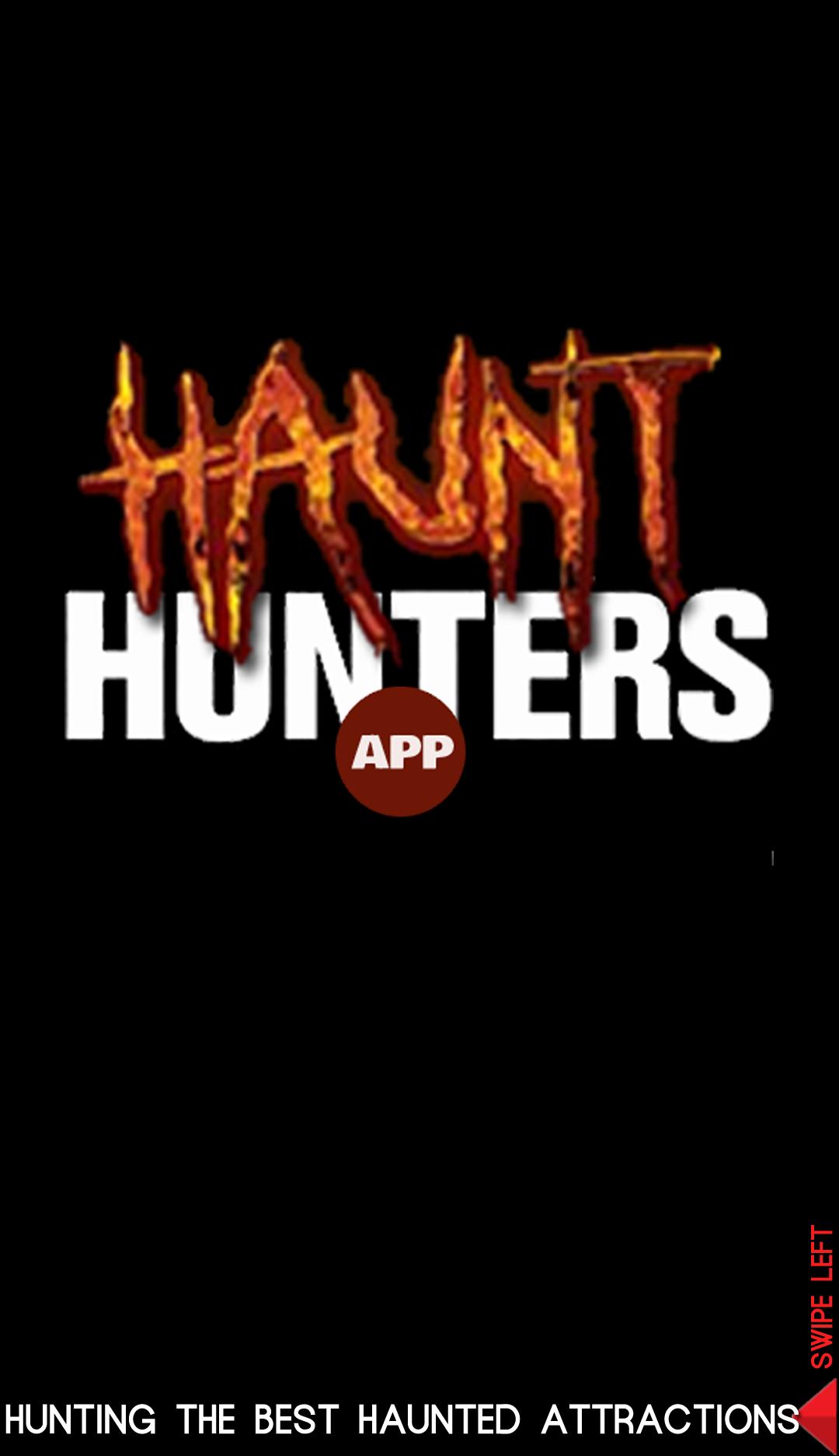 Haunt Hunters App 2020